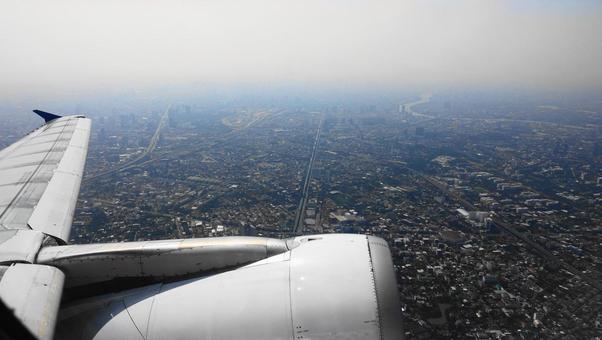 Over Bangkok (Thailand)
