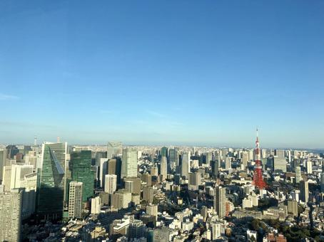 View from Roppongi