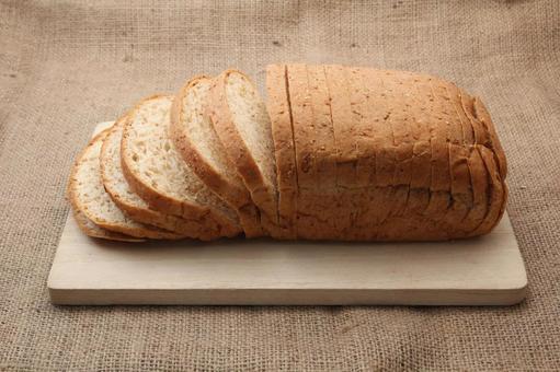 乡村面包50
