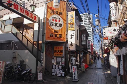 Nakano Station North Exit Fureai Road