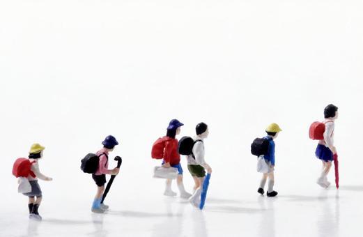 Elementary school group attendance