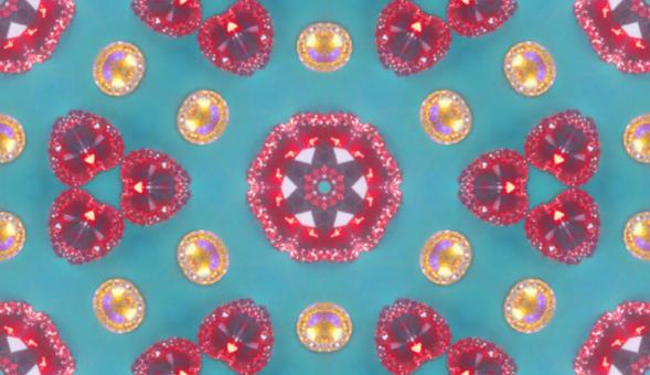 Enchanted pattern 4