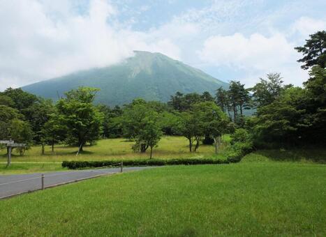 View of Oyama