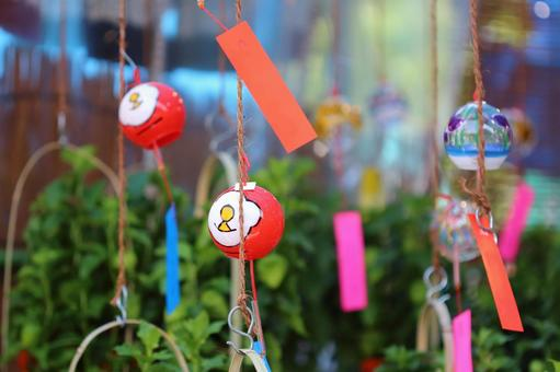 Festival wind chimes 3