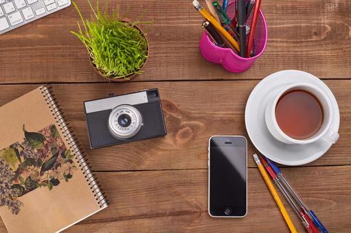 Smartphone and camera 2