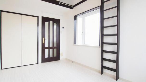 Apartment Loft Corner Room Condominium Rental Property Real Estate