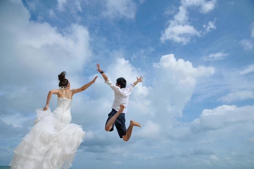 巴厘島照片婚禮