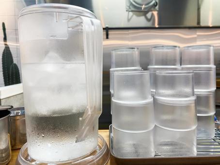 Water self-service