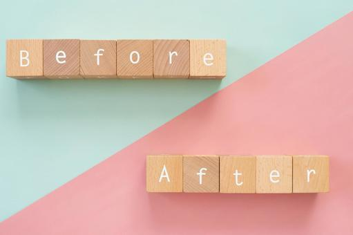 """Before, After 