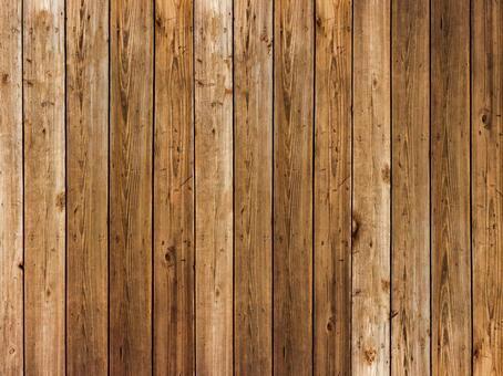 さりげない自然な木目の板 0324