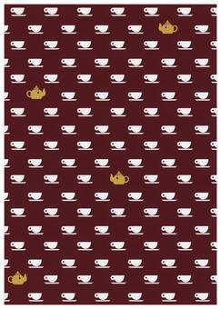Northern Europe Design Tea Set Tea