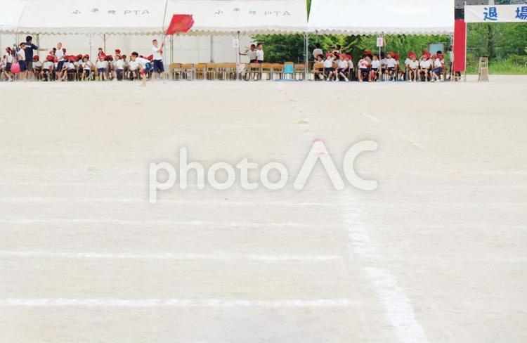 運動会イメージの写真