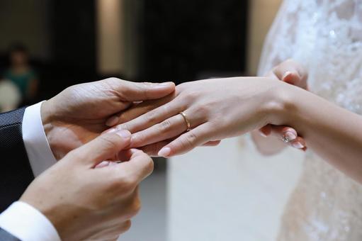 Ring exchange (wedding)
