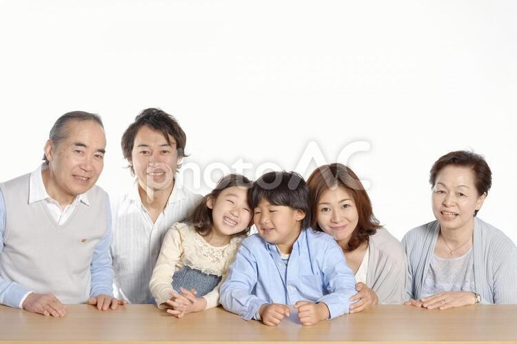 三世代家族22の写真