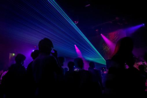 Image of party live at nightclub