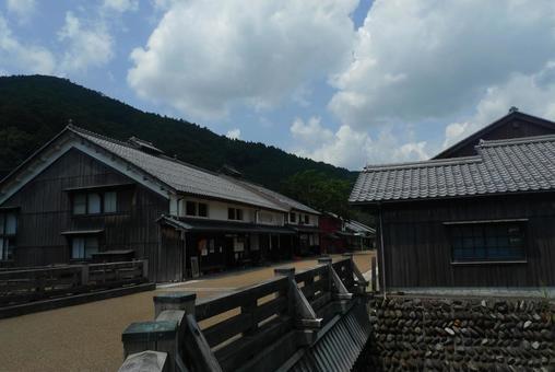 Kumagawajuku 1