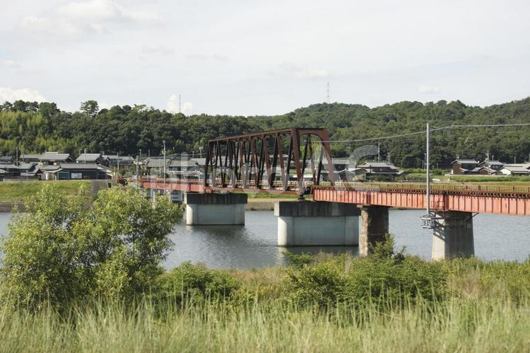 小野市 鉄橋1の写真