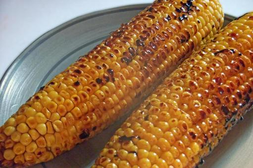 Grilled corn # 7