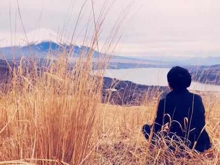 Fuji and meditation (mindfulness)