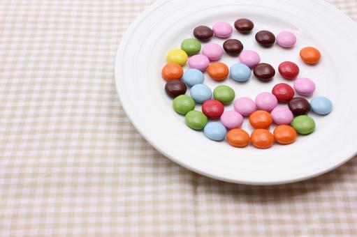 Colorful chocolate 3