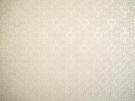 Retro cute floral pattern wallpaper texture