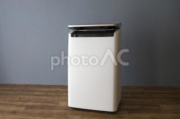 空気清浄機の写真