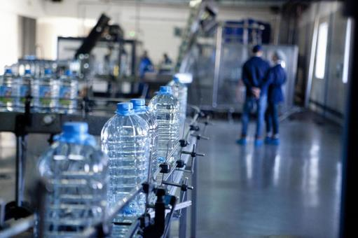 Drinking water production line 5