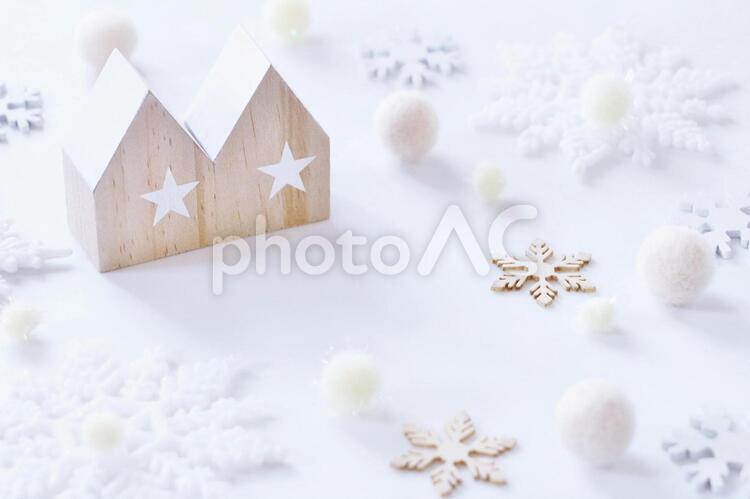 ホワイト クリスマスの写真