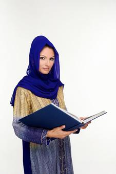 阿拉伯婦女這15