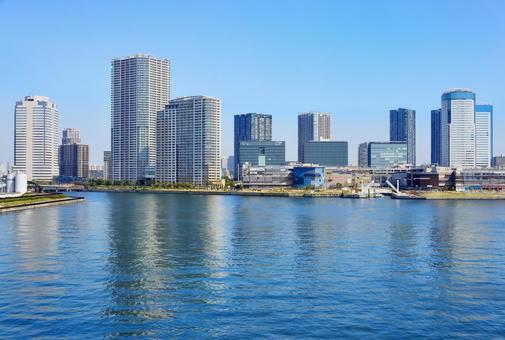 Gulf landscape