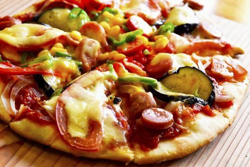 美味的比薩