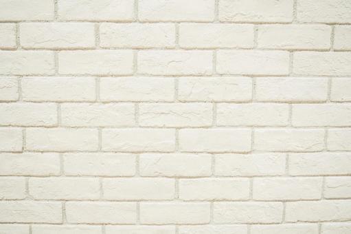흰색 블록 벽
