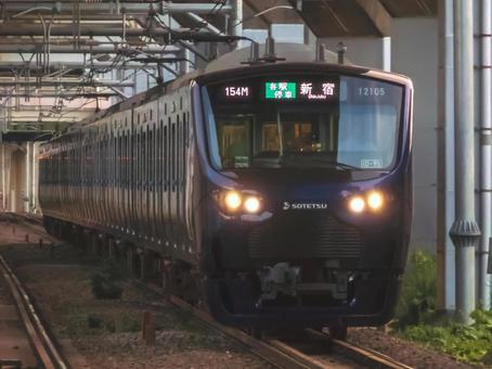 Sotetsu Line 12000 series
