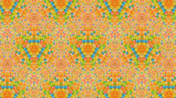 Geometric pattern (colorful)