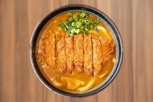 Katsu curry udon