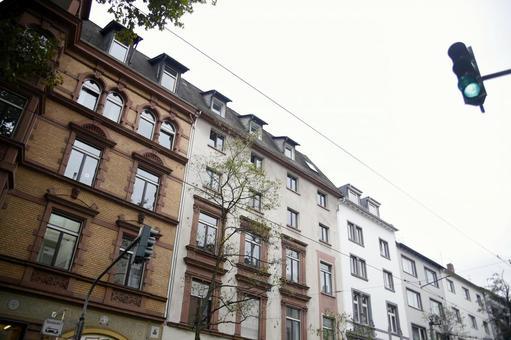 독일 프랑크푸르트의 거리 풍경 3