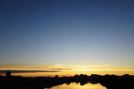 Sky / sunset / sunrise