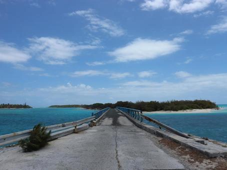 뉴 칼레도니아 여행 우베 아 섬 무리 교량 천국에 가장 가까운 섬