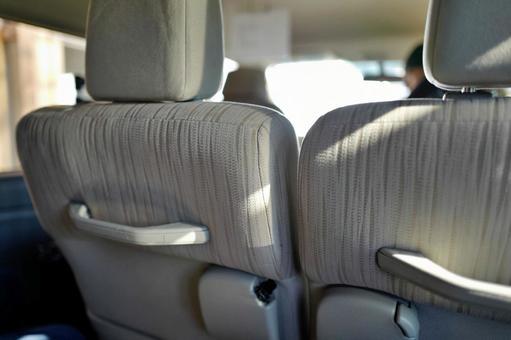Drive backseat