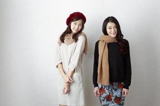 Female Friend Winter Fashion 18