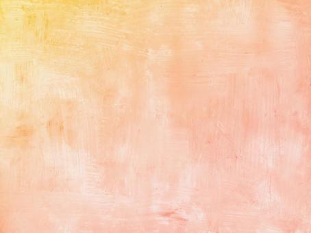 Watercolor background texture orange gradient
