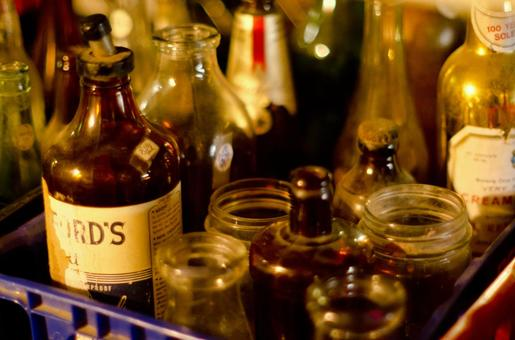 Antique Bottle