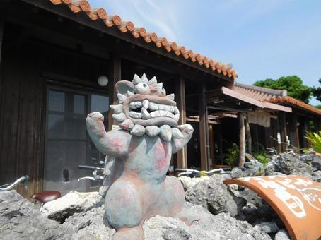 Taketomi Island Shisa