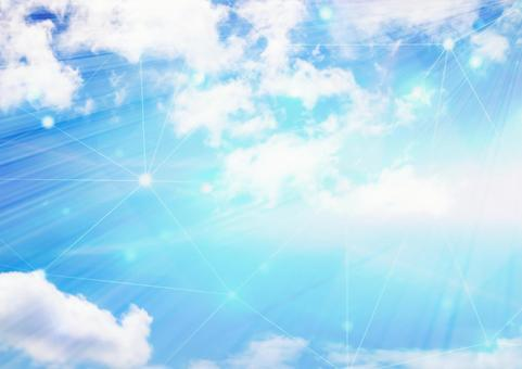 Sky and clouds 8