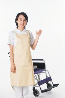 Female Caregiver 1