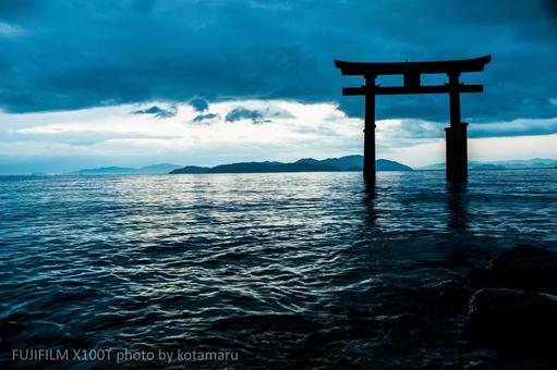 Shiroi Shrine