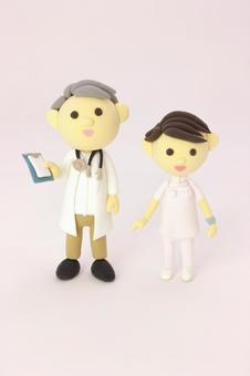 Doctor and nurse 1