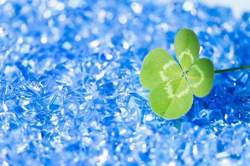 Blue Crystal and Lucky Clover 2