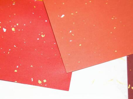 Gold and silver foil washi 5