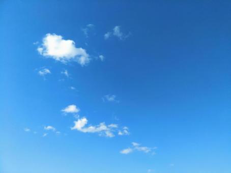 Blue sky and cloud sky blue sky